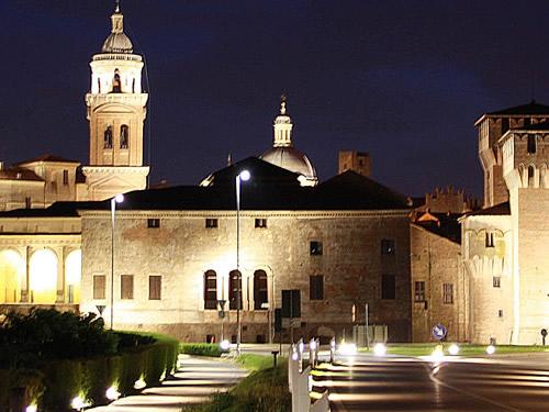 Mantova Turismo monumenti