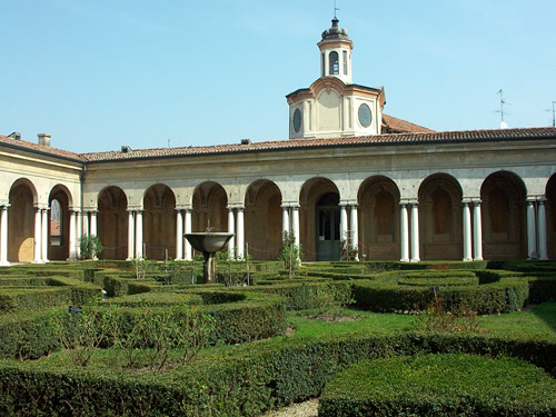 Palazzo ducale dei Gonzaga Mantova