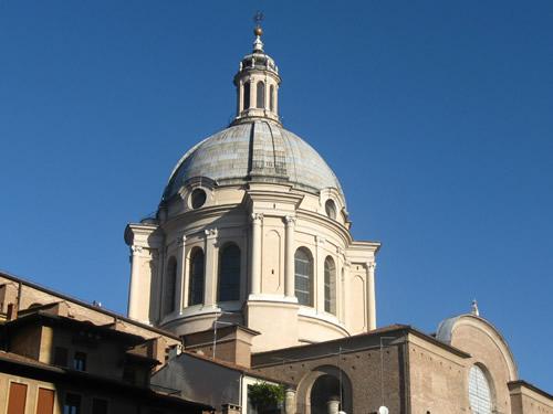 basilica cattedrale Sant'Andrea di Mantova